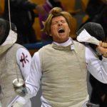 """Frascati Scherma, Aspromonte sveste i panni da atleta: """"Voglio dedicarmi totalmente alla vita da maestro"""