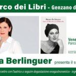 Bianca Berlinguer al Parco Sforza Cesarini di Genzano