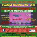Riprendono le attività al Teatro Caesar San Vito Romano