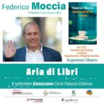 "Federico Moccia a Genazzano con ""Semplicemente amami"""