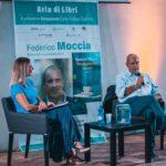 Federico Moccia ha presentato il suo nuovo libro a Genazzano