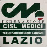 COMUNICATO STAMPA CISL MEDICI LAZIO