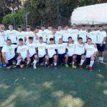 """Ssd Colonna (calcio, Under 19 prov.), Randolfi: """"E' il secondo anno di lavoro, siamo ambiziosi"""