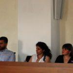 Silvia Carocci e gli altri Consiglieri comunali di Artena in Prefettura