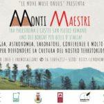 Monti Maestri: fino al 3 dicembre i Monti Prenestini si raccontano!
